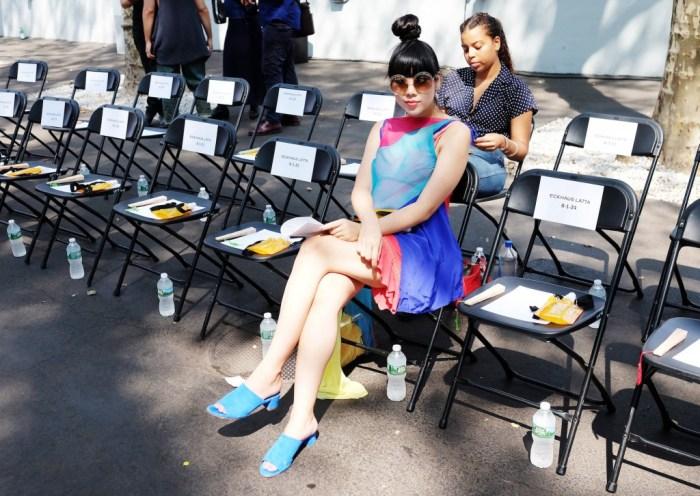Eckhaus Latta - Front Row - September 2016 - New York Fashion Week