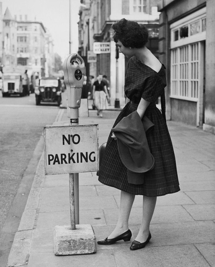 Parking Meters Introduced
