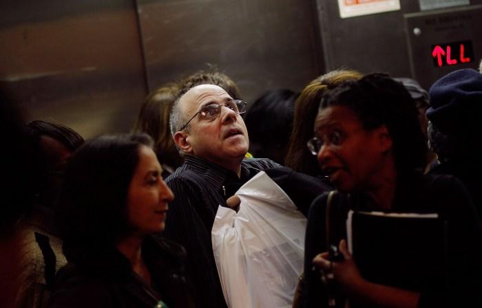 Career Fair Held In Manhattan