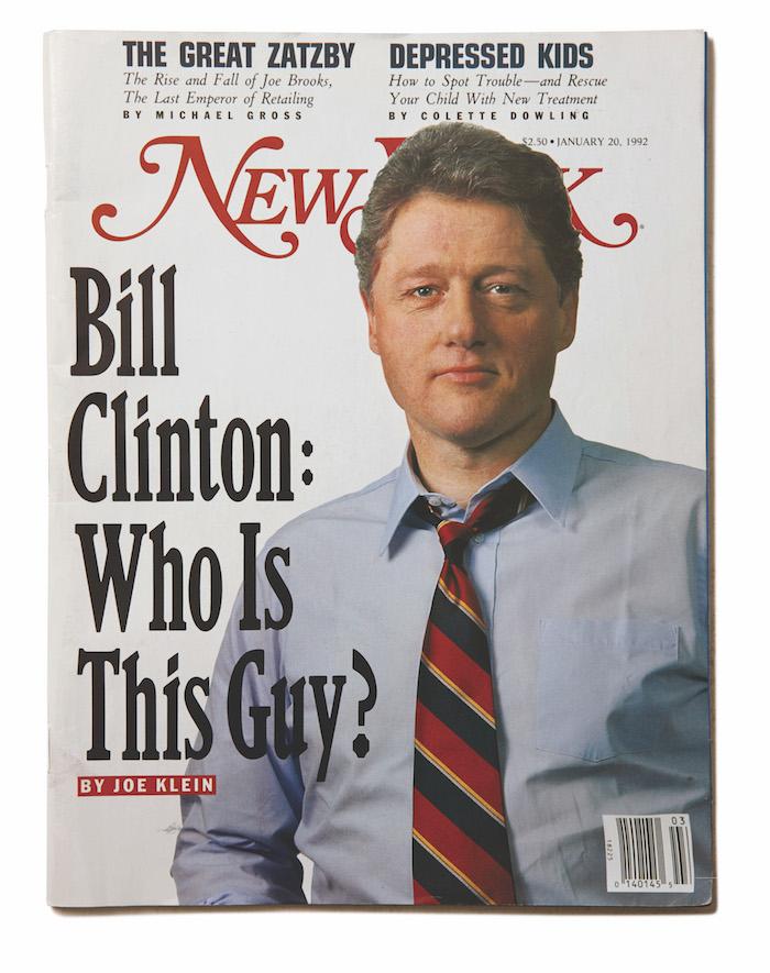 NY Mag_Bill Clinton