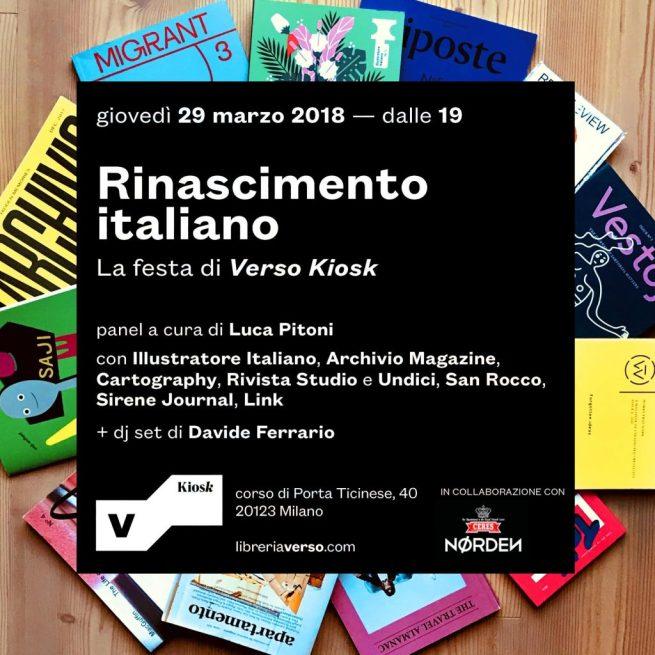 riviste indipendenti Verso