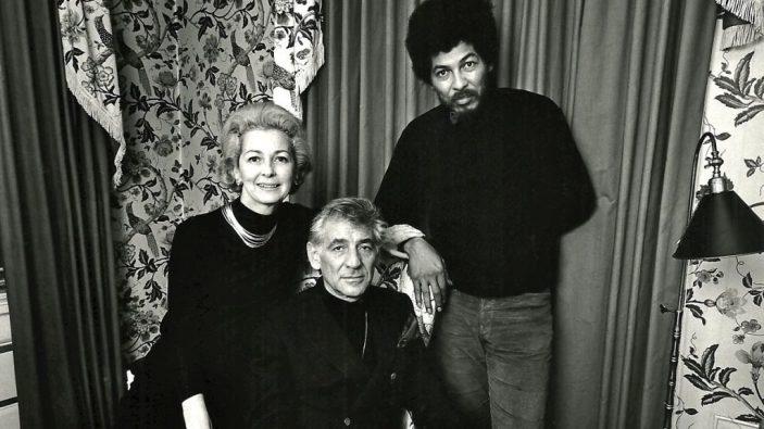 Bernstein pantera nera radical chic