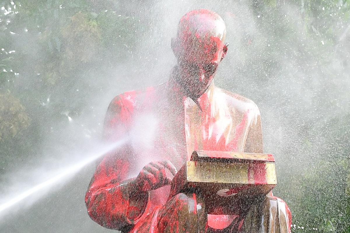 Sulle statue si può cambiare idea