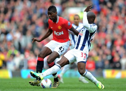 Contro il West Bromwich, assaggio di Premier League. Michael Regan/Getty Images