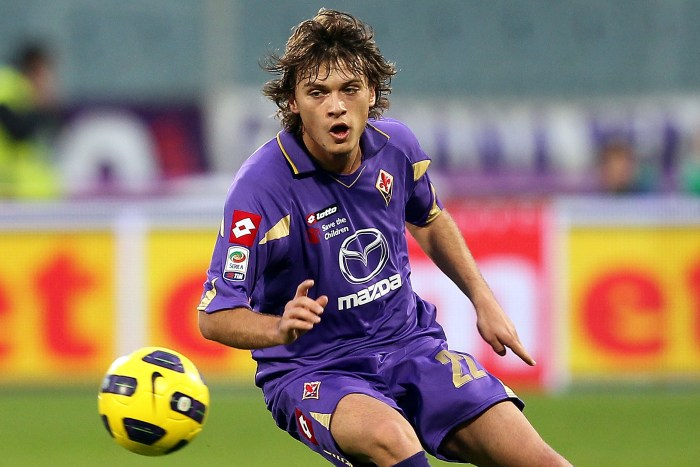 FLORENCE, ITALY - JANUARY 09: Adem Ljajic of ACF Fiorentina in action during the Serie A match between ACF Fiorentina and Brescia Calcio at Stadio Artemio Franchi on January 9, 2011 in Florence, Italy. (Photo by Gabriele Maltinti/Getty Images)