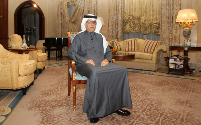 Salman Bin Ebrahim Al-Khalifa a Doha (Karim Jaafar/Afp/Getty Images)