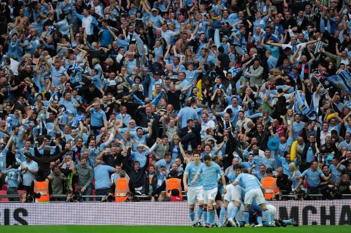 Manchester City v Manchester United - FA Cup Semi Final
