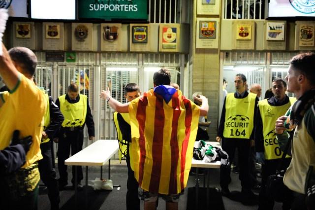 FC Barcelona v Celtic FC - UEFA Champions League