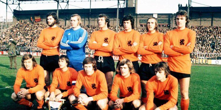 Risultati immagini per olanda 1974