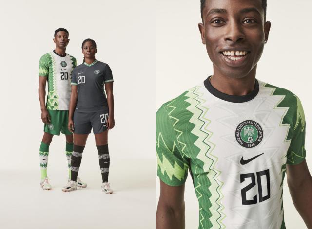 Nike e la Nigeria lo hanno fatto ancora. Stavolta, ancora meglio