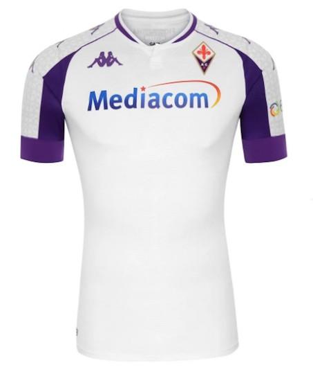 Le nuove maglie della Fiorentina per la stagione 2020/21, firmate ...