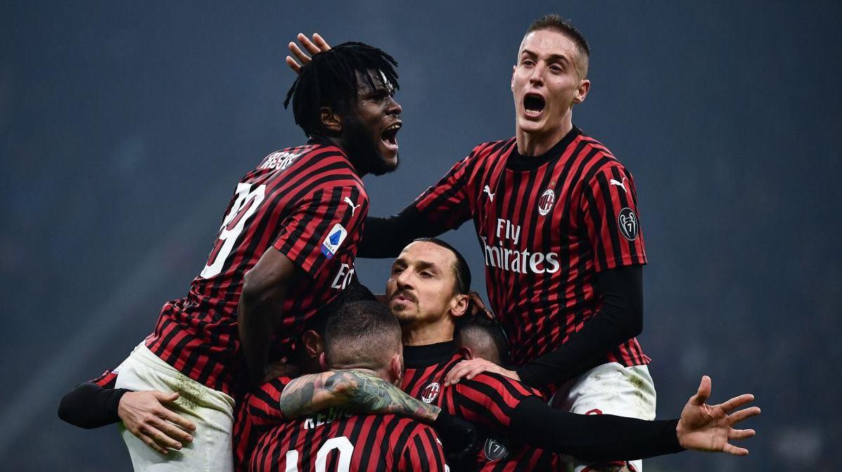Il nuovo Milan e l'abitudine di vincere
