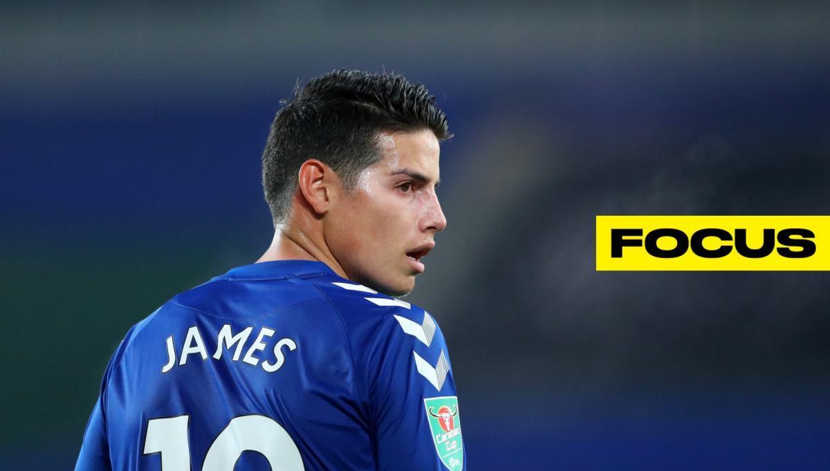Focus • James Rodríguez