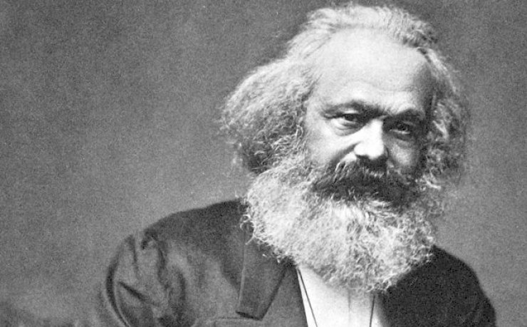 Le Idee Di Karl Marxle Idee Di Karl Marx Rivoluzione