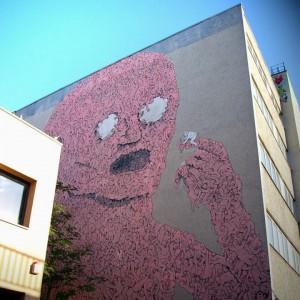 Blu - Un famoso murales a Berlino