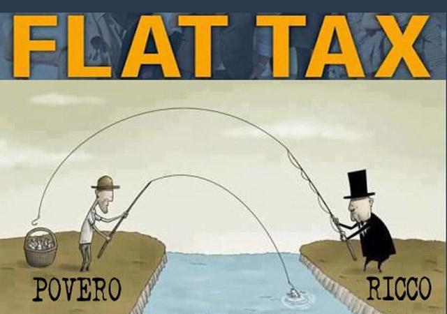 Risultati immagini per flat tax