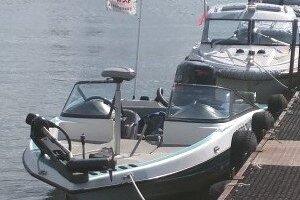 バスボート教習艇
