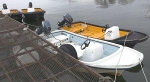湖川限定教習艇