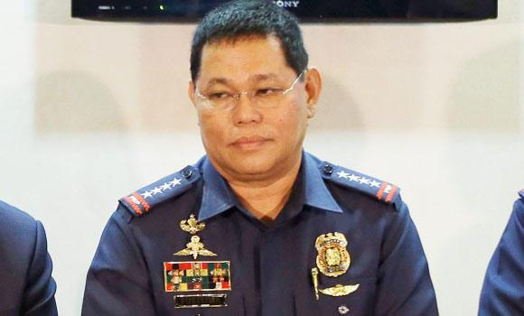 PNP Chief Allan Purisima. (AP)