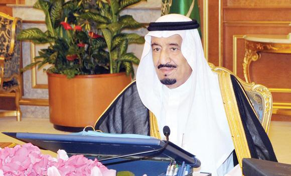 Deputy Custodian of the Two Holy Mosques Prince Salman attends the Cabinet meeting in Jeddah. (SPA)