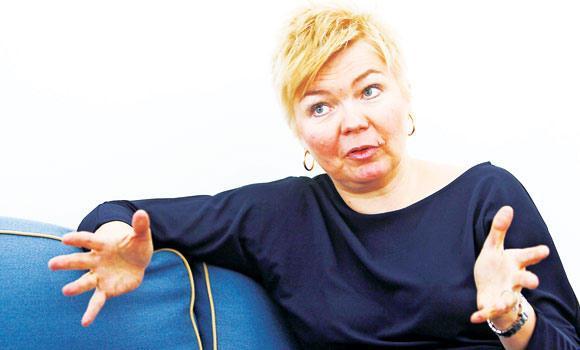 Johanna Jokinen-Gavidia