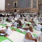 Be prepared for 50 degrees C heat during 15-hour fasting