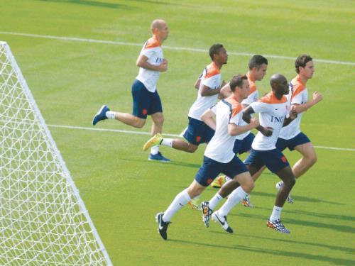 Netherlands' national soccer team