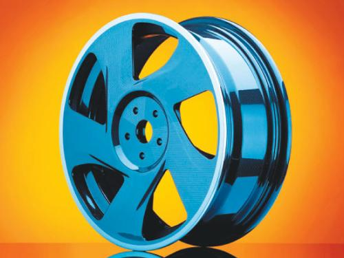 SABIC developing wheel of the future
