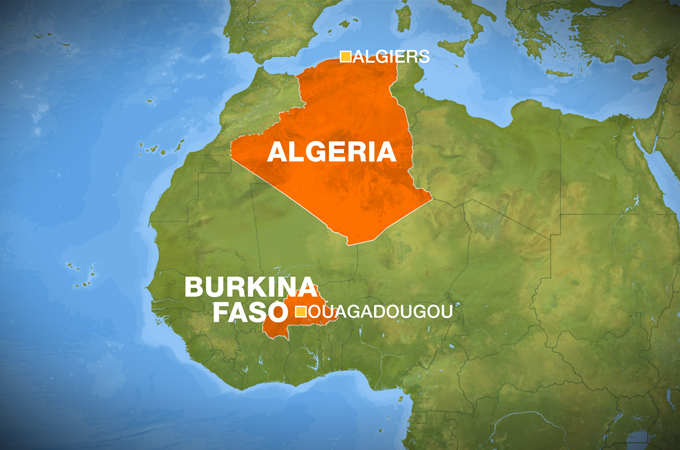 Air Algerie passenger plane was carrying 116 people from Burkina Faso to Algiers when it disappeared over northern Mali.