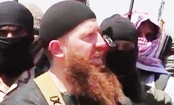 Chechen Omar Al-Shishani has emerged as the face of the ISIL, appearing in its online videos.