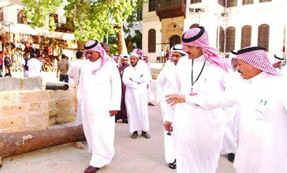 The Historic Jeddah district recently recognized as a world heritage site, is likely to be a magnet for tourists, say officials.