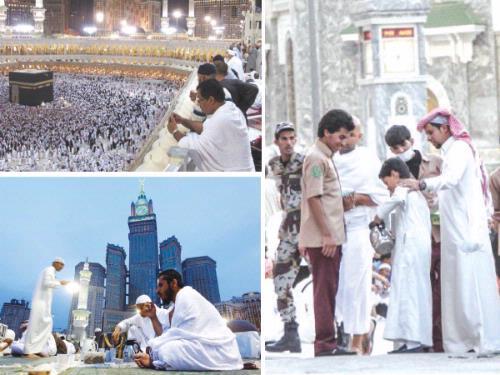 Makkah Never Sleeps
