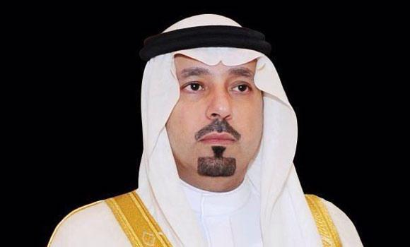 Makkah Gov. Prince Mishaal bin Abdullah
