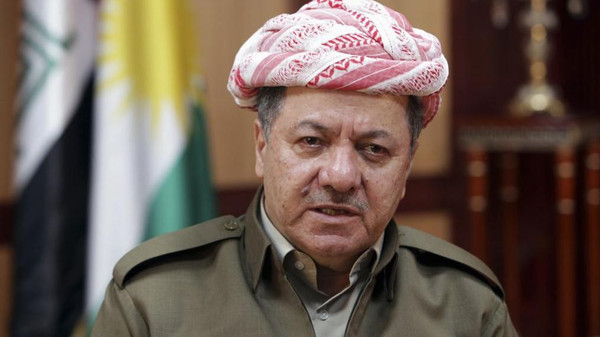 Massoud Barzani, president of the autonomous region of Kurdistan in Iraq's north, is pushing for full independence from the conflict-ravaged country.
