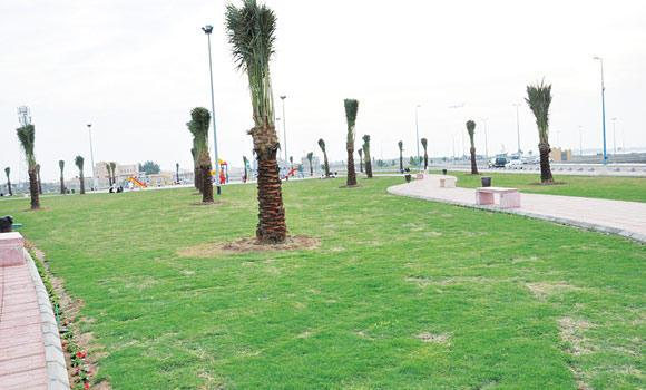 Some of Jeddah's public parks are dirty, poorly maintained and lack basic services, according to irate residents here.