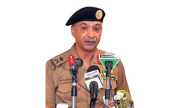 Maj. Gen. Mansour Al-Turki.