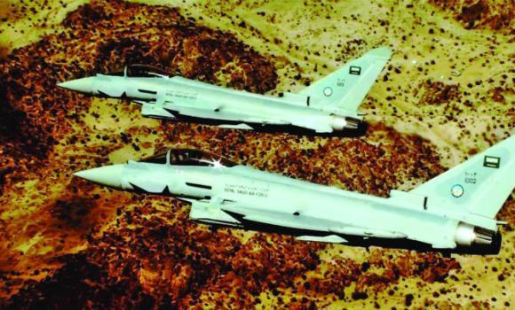 Typhoon Aircraft
