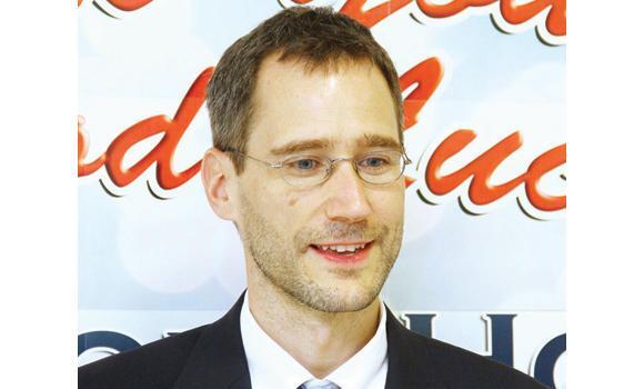 US Consul Joey Hood