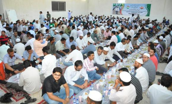 An Iftar party was organized by the Konkan Committee in Riyadh on Friday. This is one of the biggest Ramadan gatherings that expatriates organize in the capital city every year.