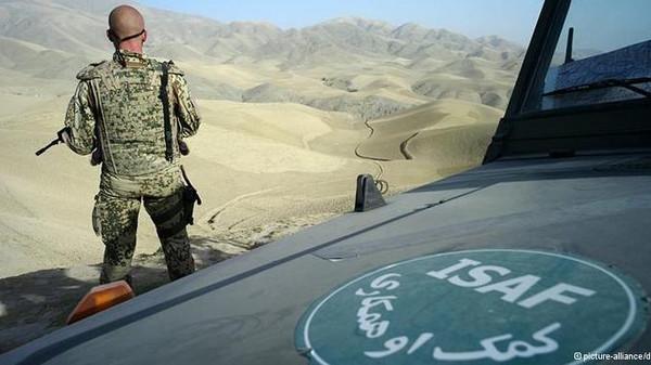 Taliban Attach NATO Patrol
