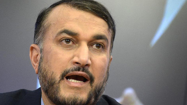 """Deputy Foreign Minister Hossein Amir-Abdollahian flew to the desert kingdom on Monday to meet Foreign Minister Prince Saud al-Faisal and discuss """"matters of common interest."""""""