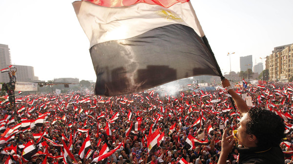 The killing of hundreds of Egyptian demonstrators at two protest camps last year was systematic.