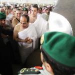Sisi performs umrah during Saudi Arabia state visit