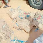 Hashish smuggling attempt foiled