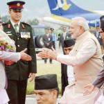 Indian PM visits Nepal to deepen energy, trade ties