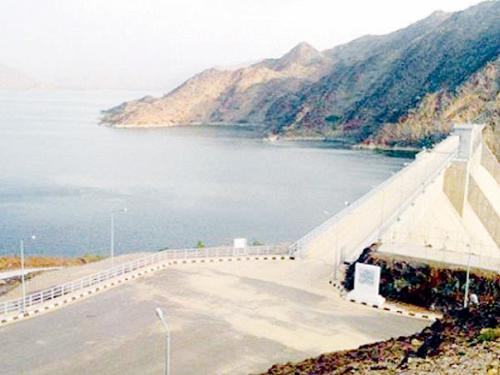 Wadi Beesh Dam