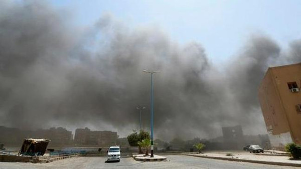 Syrian war planes bombed positions belonging to the militant Islamic State of Iraq and Syria group in the northern province of Raqqa for a second day.