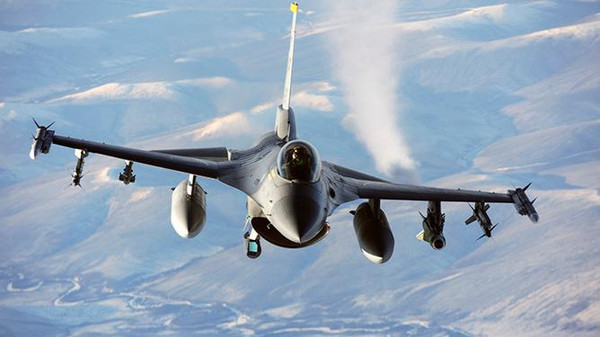 The U.S. military confirmed it conducted nine airstrikes near Arbil and Iraq's largest dam.
