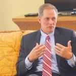 New US Consul General Todd Holmstrom to further strengthen 'bridges of understanding'