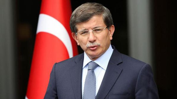 """If any military operation or a solution carries the perspective of bringing peace and stability to the region, we will support it,"" Prime Minister Ahmet Davutoglu told a meeting of his ruling party in Ankara."
